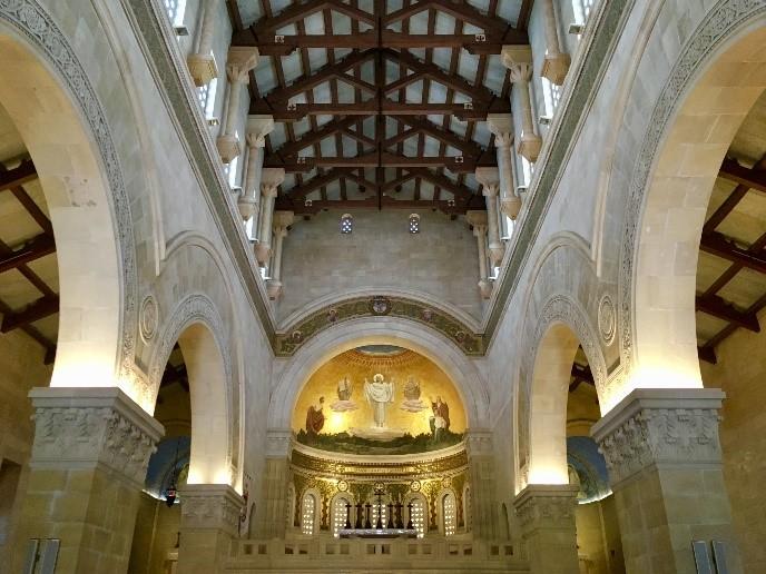 Pilgrimage 5 - Church of the Transfiguration